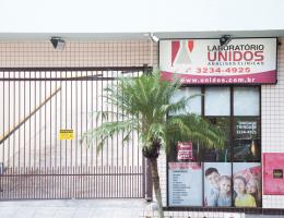 Unidade de Coleta Laboratório Unidos - Trindade Shopping em Florianópolis
